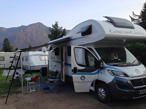 Motorhome Hire Italy